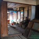 改修2日目(7/22):1階
