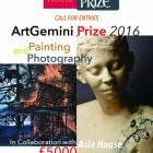 , ArtGeminiPrize:ArtGeminiPrize 2016 Painting& Photography [公募]