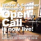 , Guttenberg Arts:Space & Time Artist Residency Winter & Summer 2017 [2017夏/冬](ニュー・ジャージー州/アメリカ)