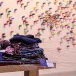 リー・ミンウェイ、≪プロジェクト/縫う≫ 2009/2017、ミクストメディア・インテラクティブ・インスタレーション、写真提供:リー・スタジオ、写真:アンピス・ワン