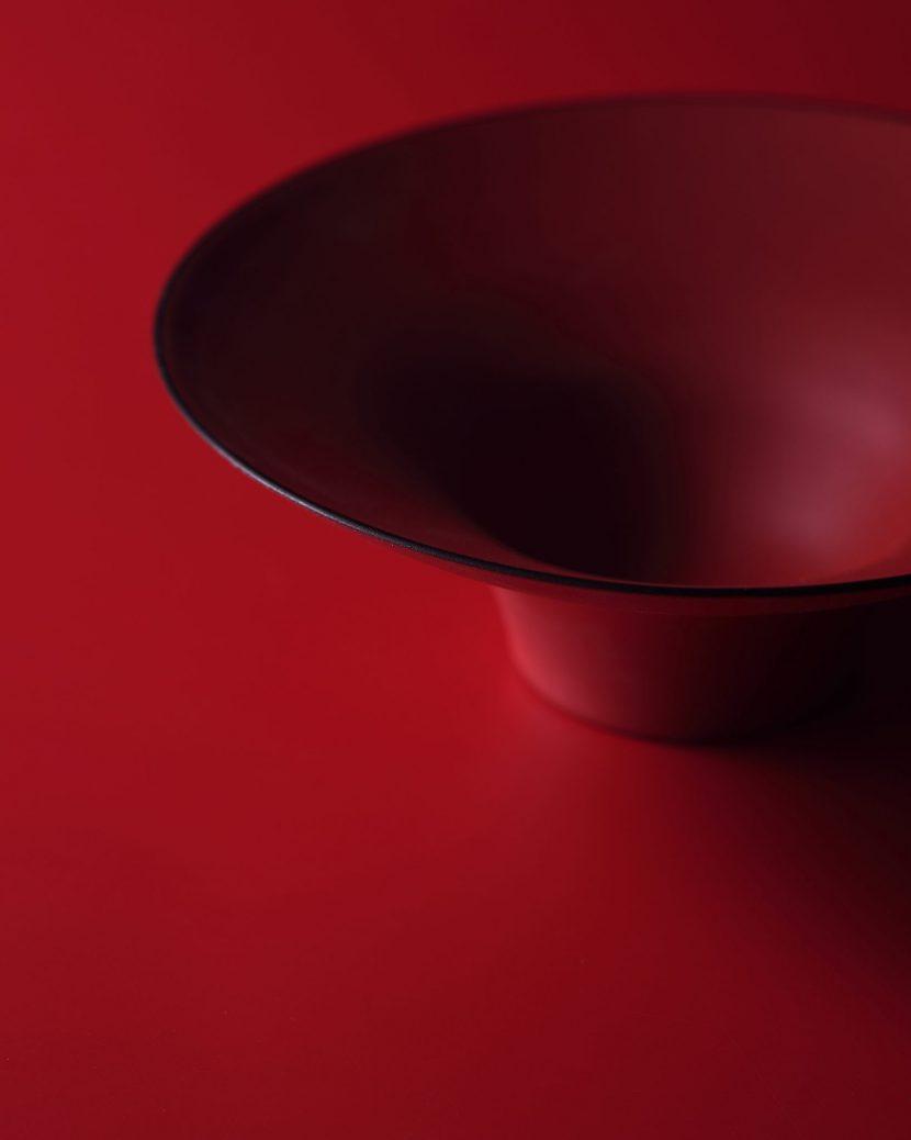 山田晶陶展「緋色と火色」