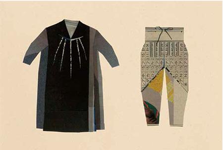 EMIOWASU Spring-Summer Clothes Exhibition