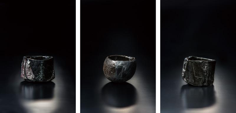 大平和正「風還元/茶碗」 — 茶碗は彫刻Ⅰ—