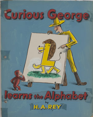 """Curious George"" Exhibition"