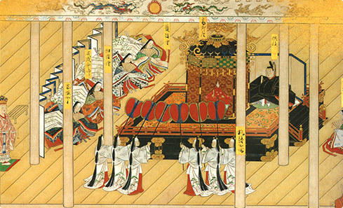 京都の御大礼-即位礼・大嘗祭と宮廷文化のみやび-展
