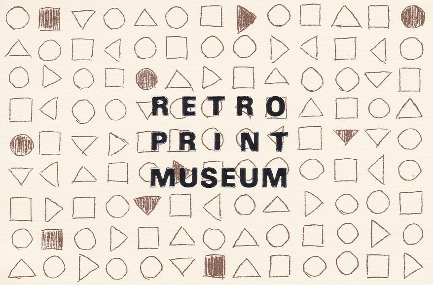 RETRO PRINT MUSEUM レトロプリントミュージアム