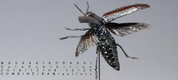 Masaaki KOBASHI solo exhibition