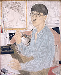 Foujita: A Retrospective    Commemorating the 50th Anniversary of his Death