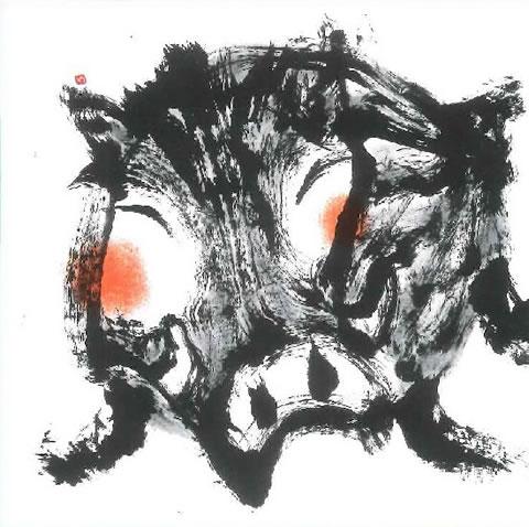 神門やすこ展 ― 墨と遊ぶ展 XIV ―