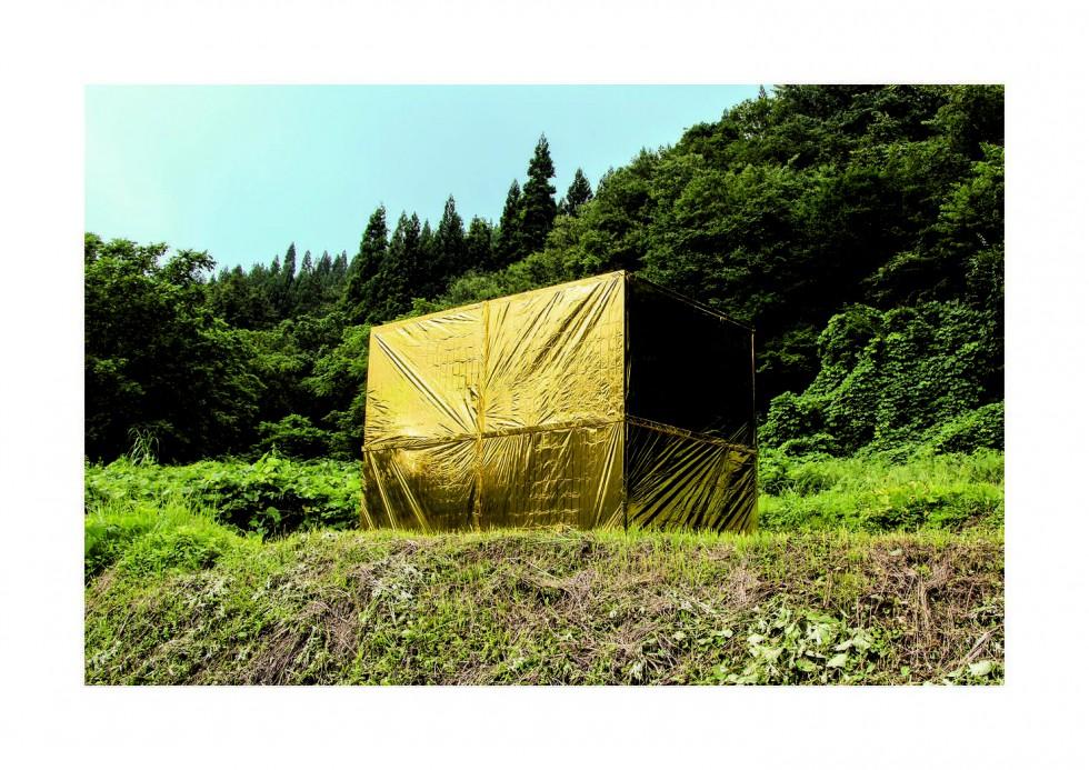 小宮太郎個展「GOLDEN BOX」