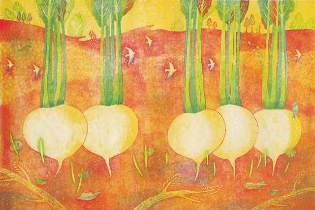 TAMURA Hiroko woodcut Exhibition