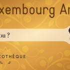 , Luxembourg Art Prize 2020