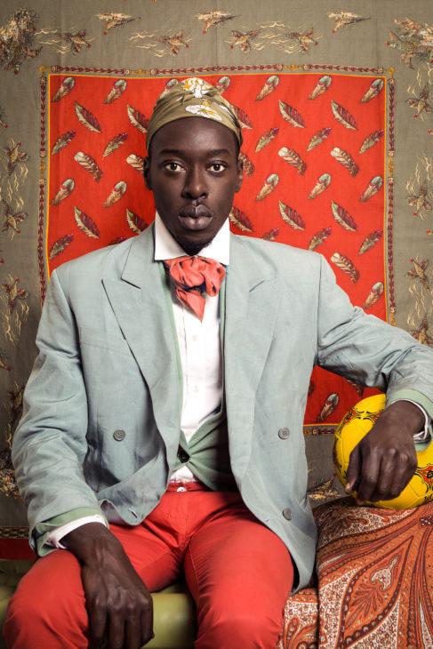 """Omar Victor Diop """"Diaspora"""""""
