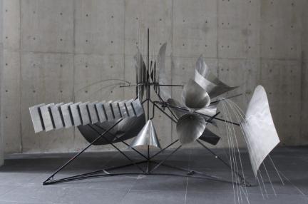 2020年度申請展  バシェ音響彫刻 特別企画展