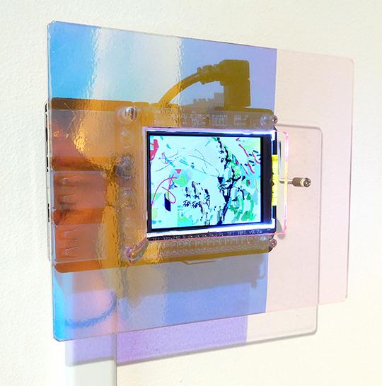 IYANAGA Yuriko solo exhibition