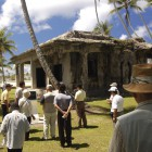 """, GA TALK 028 """"ELEPHANTS IN OUR LIVING ROOM: PACIFIC ISLANDER RESISTANCE, RESILIENCE, AND SOLIDARY DESPITE JAPANESE AND AMERICAN EMPIRES"""" by Greg Dvorak (Professor at Waseda University, Independent Curator)"""