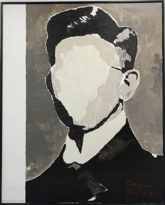 MIYAOKA Toshio solo exhibition Emperor-Burn of the spirit-