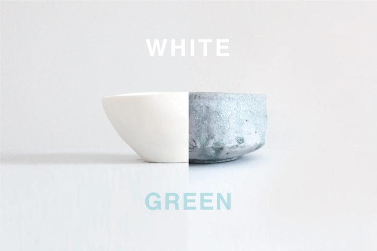 夏の器 Ⅱ部展「夏の器 Ⅰ部 – WHITE-」